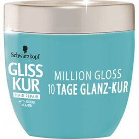 Gliss Kur Haarkur Million Gloss 10 Tage Glanz , 150 ml