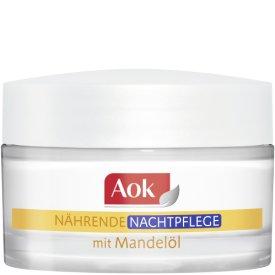 Aok Nachtpflege Pur Nutrition nährendes Mandelöl