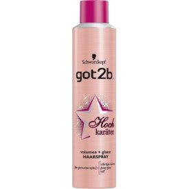 Got2b Haarspray Hochkaräter Volumen Glanz
