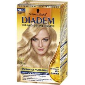 Schwarzkopf Diadem Dauerhafte Haarfarbe Helles Goldblond 709