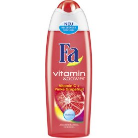 FA Duschgel  Vitamin & Power pink grapefruit vitamin c