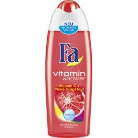 FA Duschgel  Vitamin & Power