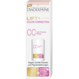 Diadermine Spezial Lift Color Correction CC Anti-Flecken Pflege