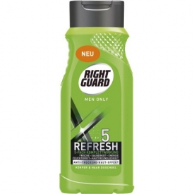 Right Guard Duschgel Refresh Körper & Haar