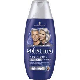 Schwarzkopf Schauma Shampoo Silberglanz Anti Gelbstich