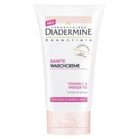 Diadermine Waschcreme Essentials