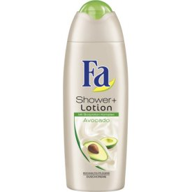 FA Duschcreme Shower  &  Lotion   Avocado