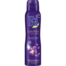 FA Deo Spray Luxurious Moments