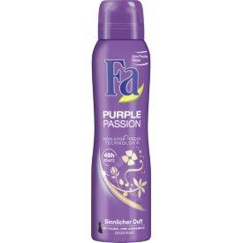 FA Deo Spray Purple Passion