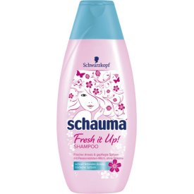 Schwarzkopf Schauma Shampoo Fresh it up anti schuppen