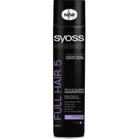 Schwarzkopf Syoss Haarspray Full Hair  5