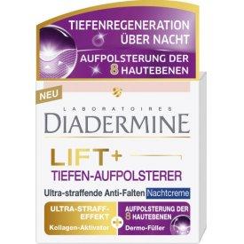 Diadermine  Anti-Falten Nachtpflege Nachtcreme Lift plus Tiefen-Aufpolsterer Ultra-Straffend