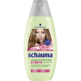 Schwarzkopf Schauma Shampoo Ansatz und Spitzen