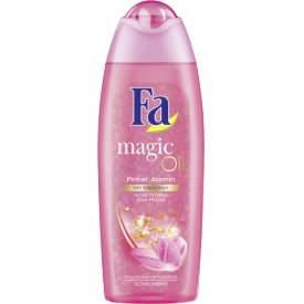 FA Schaumbad magic Oil Pink. Jasmin