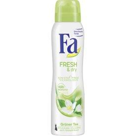 FA Deo Spray Fresh & dry Grüner Tee