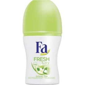 FA Deo Roll-On Fresh & Dry grüner Tee