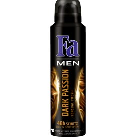 Fa Men Deo Spray Dark Passion