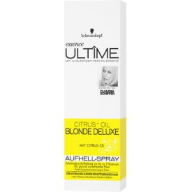 Schwarzkopf Essence Ultime Aufheller Citrus Oil Blonde Deluxe Spray