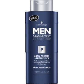 Men  Shampoo Aktiv Protein Frische Kick 3 Fach Effekt