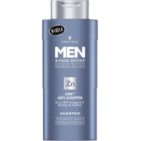 Men  Shampoo Zn Anti Schuppen