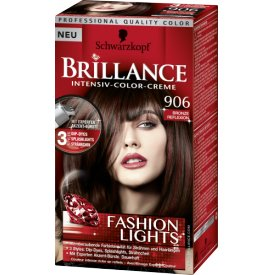 Schwarzkopf Brillance Intensive Color Creme 906 Bronze