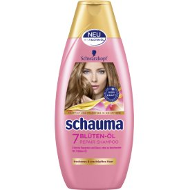 Schwarzkopf Schauma Shampoo 7 Blüten-Öl