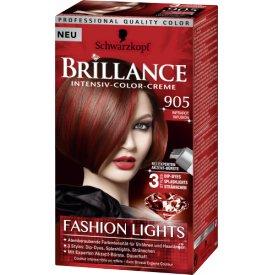 Schwarzkopf Brillance Haarfarbe 905 Infrarot