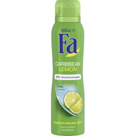 FA Deo Spray Caribbean Lemon
