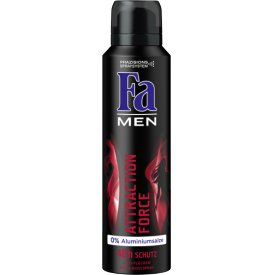 FA Deo Spray Men Attraction Force