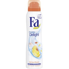 FA Deo Spray Frozen Delight Duft des Pfirsichs
