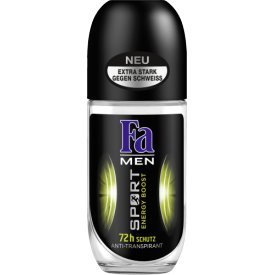FA Deo Roll On Men Sport Energy Boost