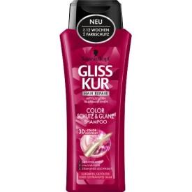 Schwarzkopf Gliss Kur Shampoo Color Schutz & Glanz