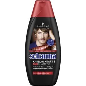 Schwarzkopf Schauma Shampoo Men Karbon Kraft 5in1