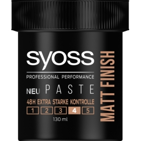 Schwarzkopf Syoss Professional Performance matt Finish Paste