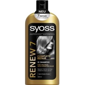 Schwarzkopf Syoss Shampoo Renew 7