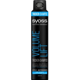 Syoss Trocken Shampoo Volume Life