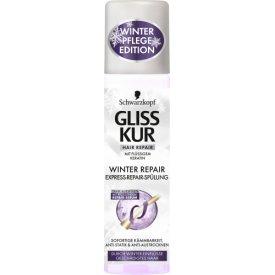 Schwarzkopf Gliss Kur Express-Repair-Spülung Winter Repair