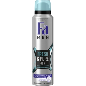 Fa Men Deo Spray Fresh and Pure