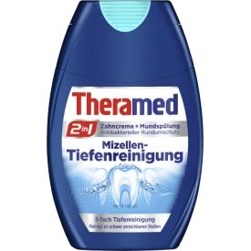 Theramed Zahnpasta 2in1 Mizellen-Tiefenreinigung