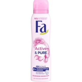 FA Deospray Active & Pure Belebender Duft