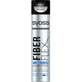 Schwarzkopf Syoss Haarspray Fiber Flex Flexibles Volumen