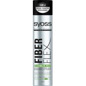 Schwarzkopf Syoss Haarspray Fiber Flex Flexibler Halt