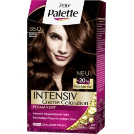 Poly Palette Intensiv-Creme-Coloration 850 Mokkabraun Stufe 3
