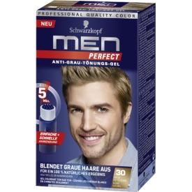 Schwarzkopf MEN Perfect Mittelblond 30