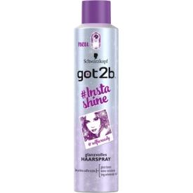 Got2b Haarspray #Instashine