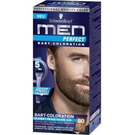 Schwarzkopf Men Perfect Bart Coloration 60 Natur Braun