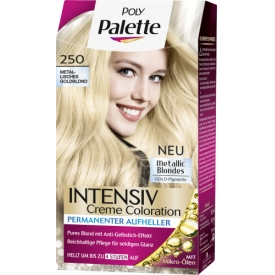 Poly Palette Intensive Coloration Aufheller Metallic Blonde 250