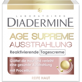 Diadermine Age Supreme Ausstrahlung Reaktivierende Tagescreme