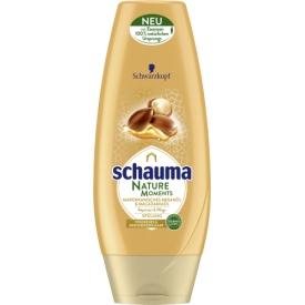 Schwarzkopf Schauma Nature Moments marokkanisches Arganöl & Macadamiaöl Spülung