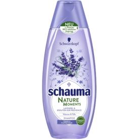 Schwarzkopf Schauma Shampoo Mediterranes Lavendel Kräuter Provence